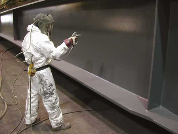 Protective coatings for structural steel