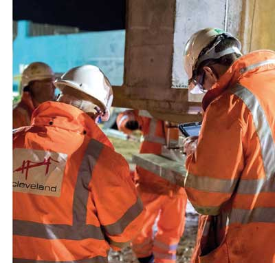 Health and safety award for steel contractor