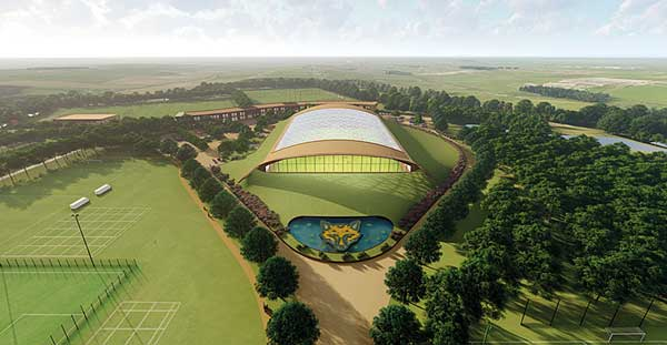Contractor named for Leicester City's new training centre