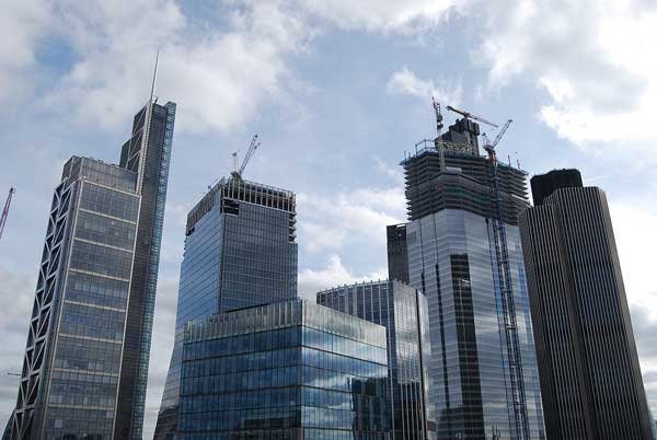 London office construction up despite Brexit uncertainty