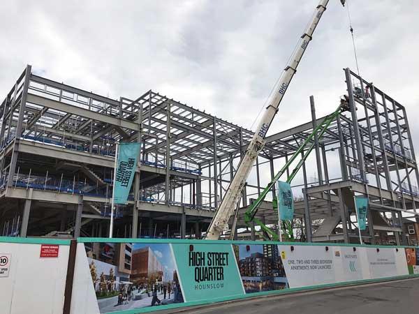 Cinema to showcase Hounslow regeneration
