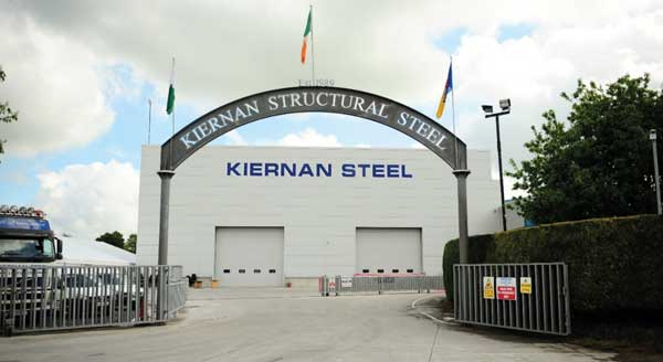 Irish steelwork contractor celebrates 30th anniversary