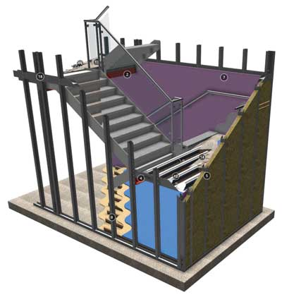 Interactive 3D models will aid  Metframe installation and design
