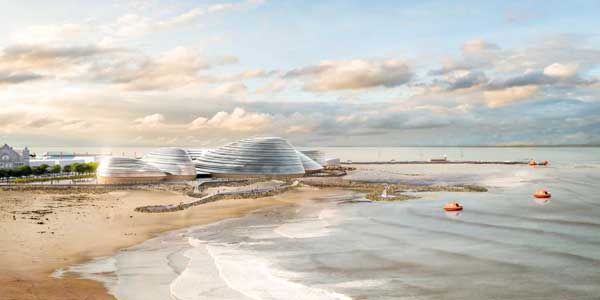 Eden Project plans to go north