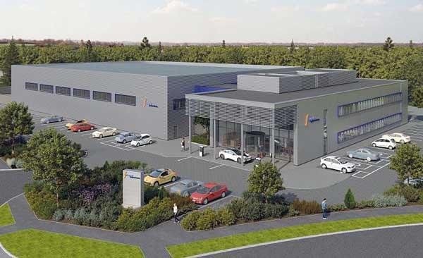 Ground broken on Milton Keynes engine design centre