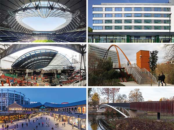 Steel projects feature on Structural Awards 2019 shortlist