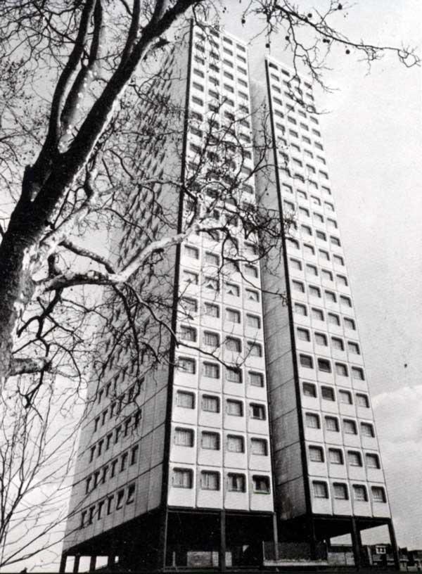 Structural Steel Design Awards 1969