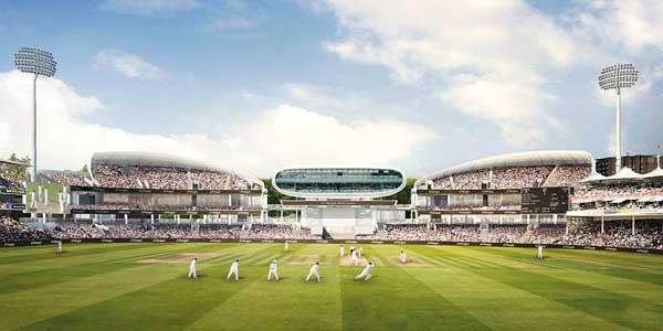 Work starts on Lord's cricket ground redevelopment