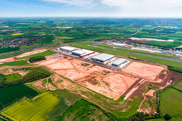 Winvic set to expand East Midlands Gateway