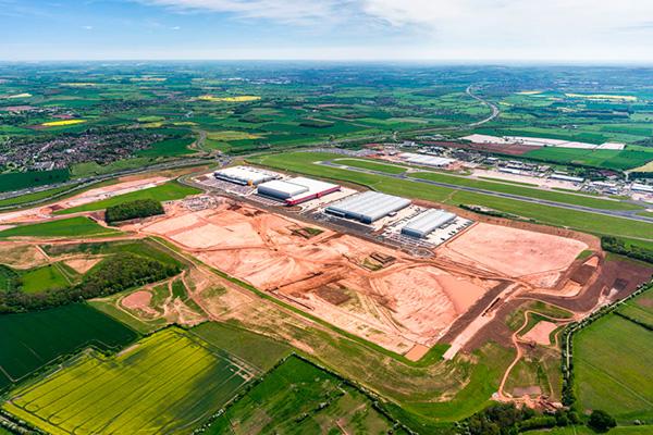 Winvic set to expand East Midlands Gateway