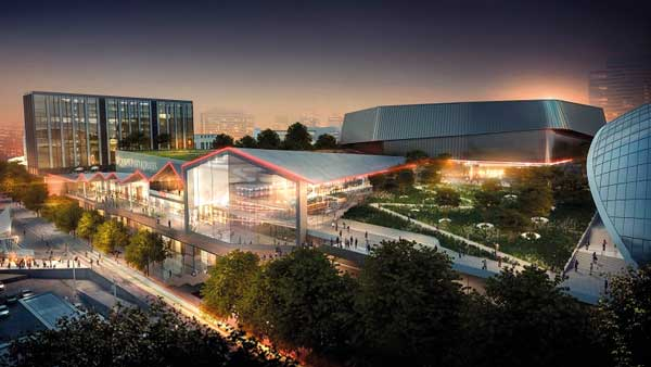 Contractor named for Gateshead arena