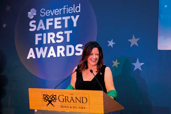 Severfield hosts first safety awards event