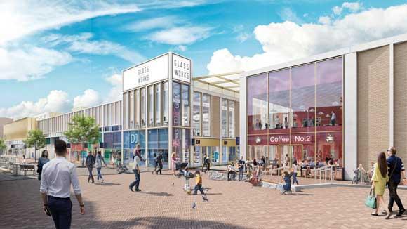 Building a better town centre