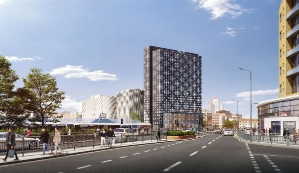 Plans approved for Leeds city centre hotel