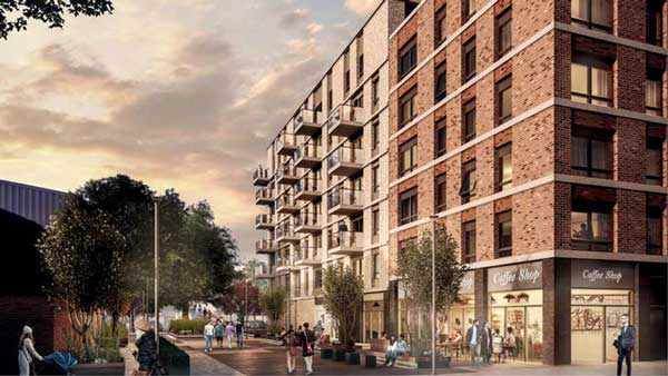 Mace issues multi-million-pound plans for Stevenage