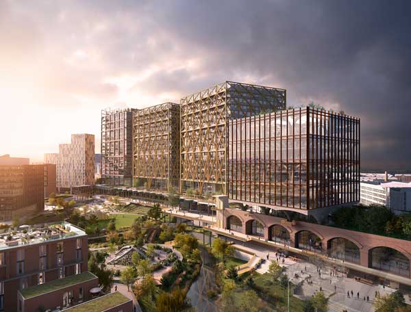 Consent given for major Manchester regeneration scheme