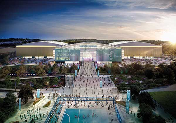 Green light for Bristol arena project