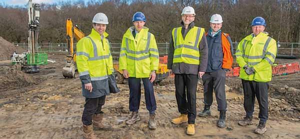 Work starts on Leeds M1 distribution park