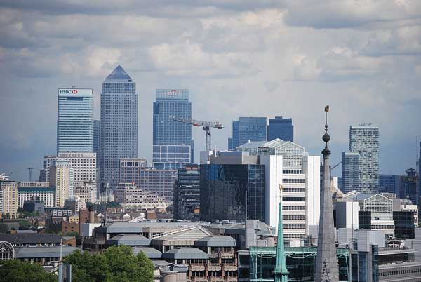 Record number of high-rise buildings in London for 2019