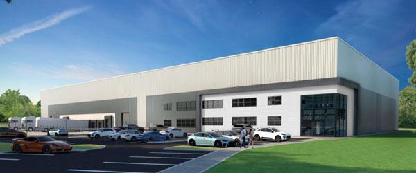 Gatwick logistics park expansion gets green light