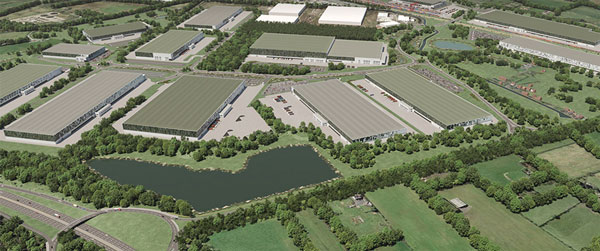 Go ahead given for West Midlands rail hub