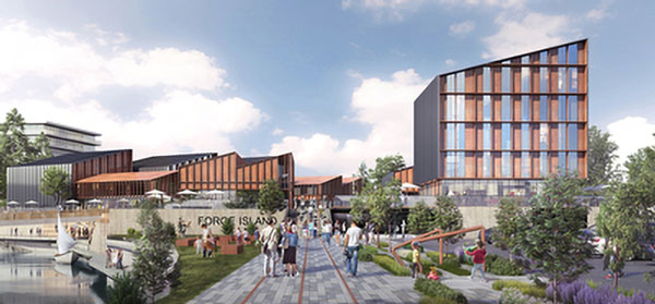Major development for Rotherham submitted