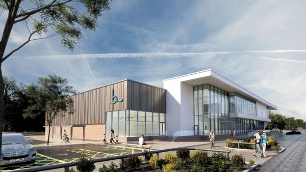 Plans revealed for Widnes leisure centre