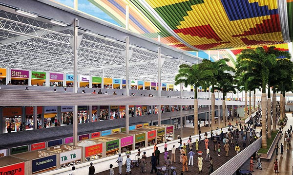 Scottish steelwork contractor wins prestigious Ghana project
