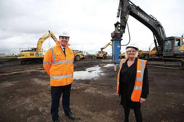 Major redevelopment plans revealed for former steelworks