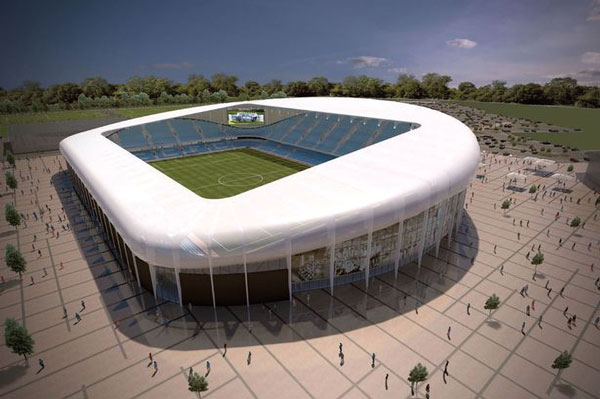 New stadium plans for Sky Blues