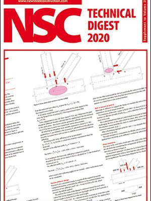 New Steel Construction Technical Digest now available online