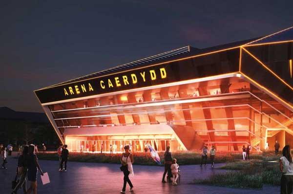 Preferred bidder chosen for Cardiff indoor arena