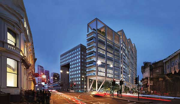 Carbon efficient schemes planned for Southwark