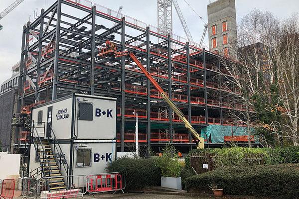 Redevelopment of Granada TV studios underway