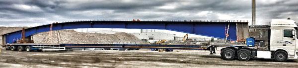 Bridge installed for Port of Sheerness upgrade