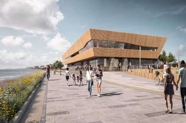 Contractor appointed for Kent leisure centre