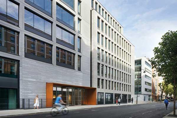 Prestigious central London mixed-use scheme completes
