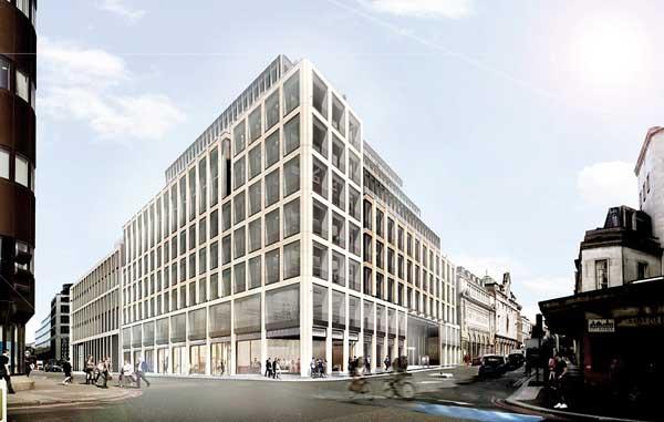 Work underway on Outstanding London office scheme