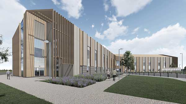 Contractor named for Inverness National Treatment Centre