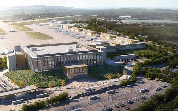 Leeds Bradford Airport to expand with new terminal
