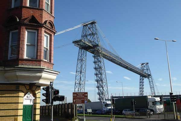Renovation begins on 115-year old Newport Transporter Bridge