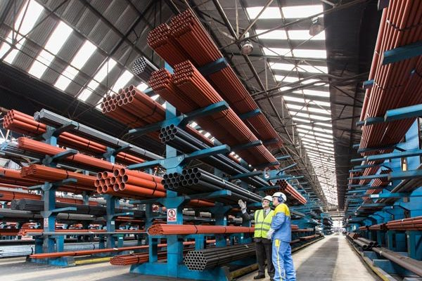 Tata Steel to upgrade its Corby steel tube manufacturing site