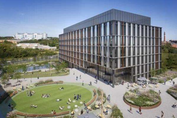 Work set to begin on Birmingham Health Innovation Campus