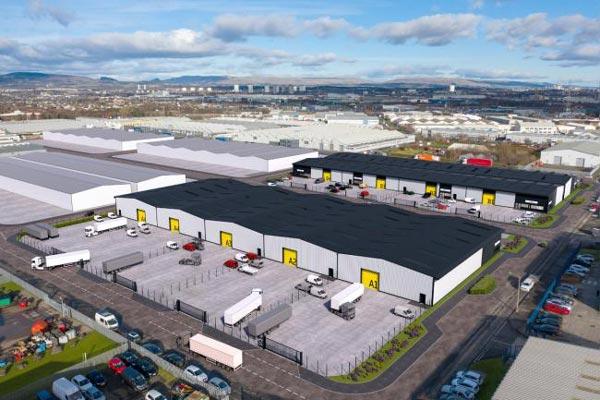 Redevelopment of former Glasgow Rolls Royce works kicks off