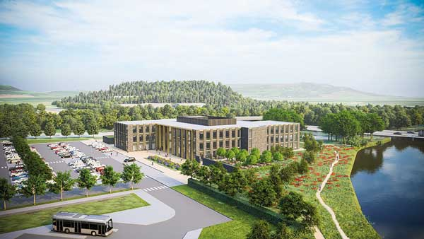 First offices sold at prestigious Stirling development