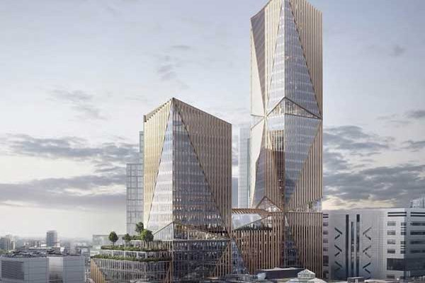 City of London approves third office tower in 2021