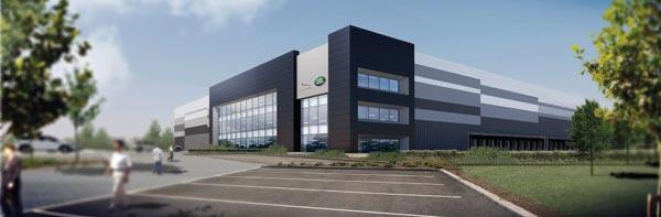Winvic to construct UK's largest ever single occupier logistics park