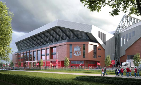 Green light for Anfield stadium expansion