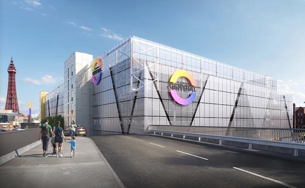Plans revealed for major Blackpool leisure scheme
