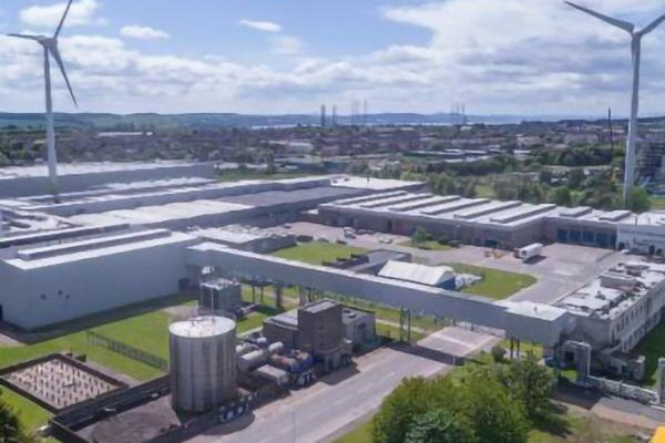 Work kicks off at former Dundee Michelin tyre factory site